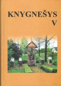 1.2 Knygnešys T, V kn. viršelis