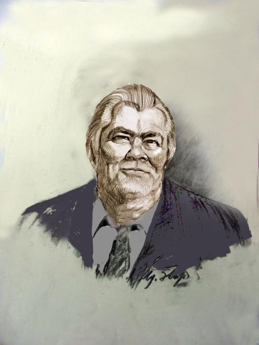 Portr Vidmanto Staniulio